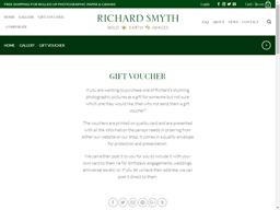 Richard Smyth gift card purchase