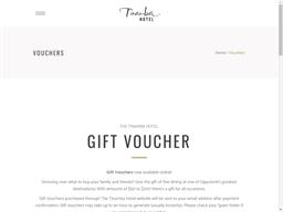 Tinamba Hotel gift card purchase