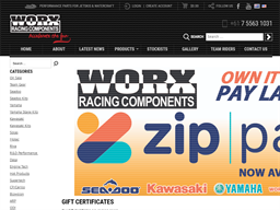 Worx Racing gift card purchase