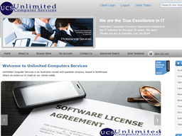 Unlimited Computer Services shopping