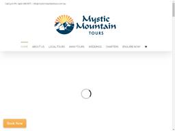 Mystic Mountain Tours shopping
