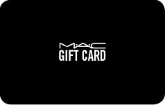 MAC Cosmetics gift card purchase
