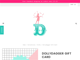Dollydagger gift card purchase