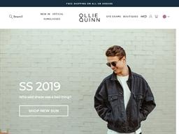 Ollie Quinn shopping