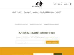 Snakehandler gift card balance check