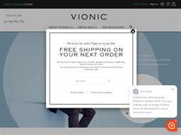 Vionic Shoes shopping
