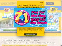 Crealy Theme Park & Resort shopping