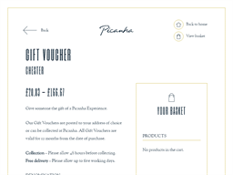 Picanha Grill gift card purchase