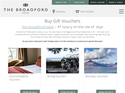 The Broadford Hotel gift card purchase