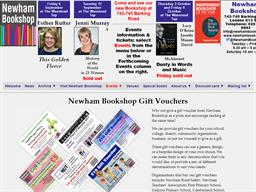 Newham Bookshop gift card purchase