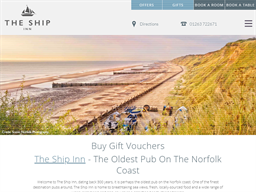 The Ship Inn gift card purchase
