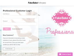 Fake Bake Professional shopping