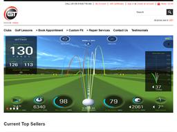 Graham Tonge Golf shopping