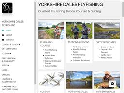 Yorkshire Dales Fly Fishing shopping