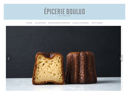 Epicerie Boulud shopping