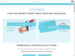 Sugarfina gift card purchase
