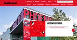Phoenix-Center Hamburg shopping