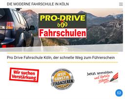 Pro Drive Fahrschule shopping