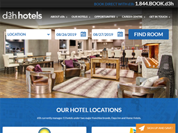 D3H Home Hotels shopping