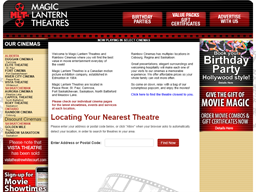 Magic Lantern Theatres shopping