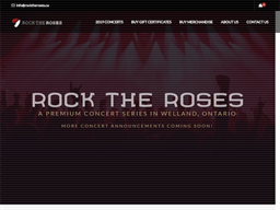 Rock the Roses shopping
