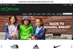 Sportium shopping