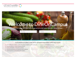 Dine on Campus shopping