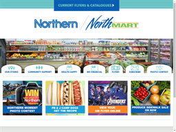 Northern NorthMart shopping