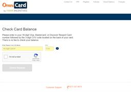 Sesco gift card balance check