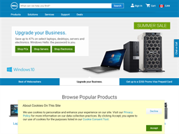 Dell Promo shopping
