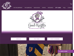 Good Knights Entertainment Ltd. gift card purchase