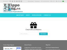 Hippo Hug gift card balance check