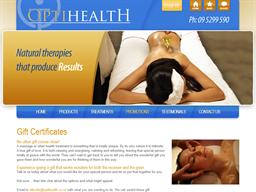 Opti Health gift card purchase