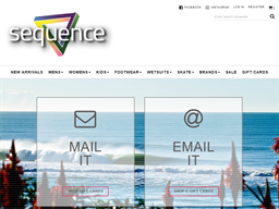 Sequence Surf Shop gift card purchase