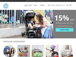 Global Baby shopping