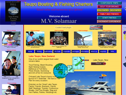 Taupo Boating and Fishing Charters shopping