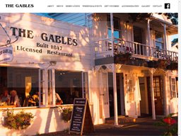 The Gables Restaurant gift card purchase