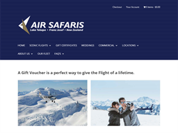 Air Safaris shopping