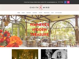 Casita Miro Restaurant shopping