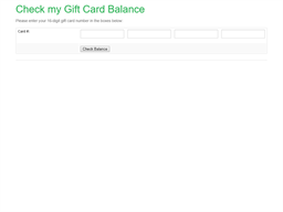 Fresh Berry gift card purchase
