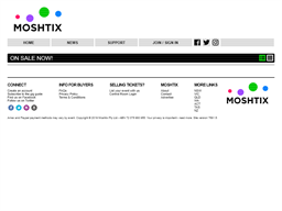 Moshtix shopping
