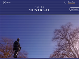Hotel Montreal shopping