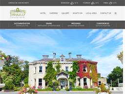 Tinakilly Country House Hotel shopping