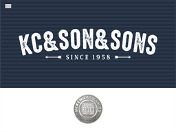 KC & Son & Sons shopping