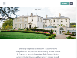 Tankardstown House gift card purchase