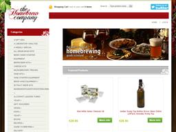 The Homebrew Company shopping