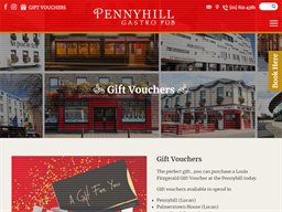 The Penny Hill Gastro Pub gift card purchase