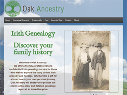 Oak Ancestry shopping