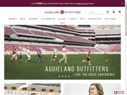Aggieland Outfitters shopping