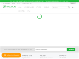 Gaiam gift card balance check
